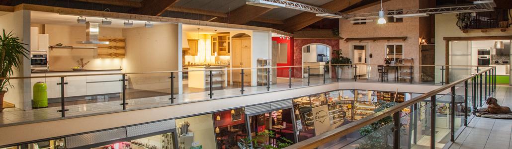 Küchenstudio KüchenGalerie-Follner - Küchen-Ausstellung im ElektroPark Edling