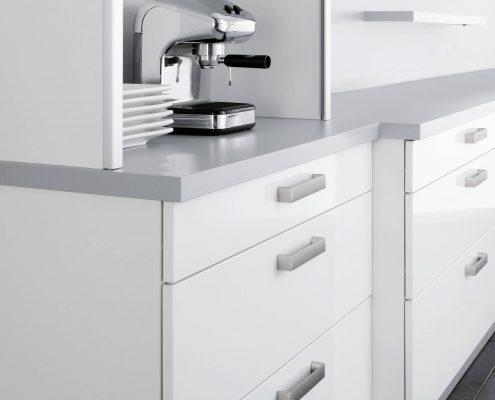 KüchenGalerie Follner; Aufbewahrungsbeispiel. Küchengerät. Bildquelle: Wellmann