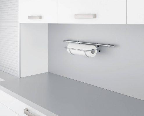 KüchenGalerie Follner; Aufbewahrungsbeispiel. Küchenrolle. Bildquelle: Wellmann